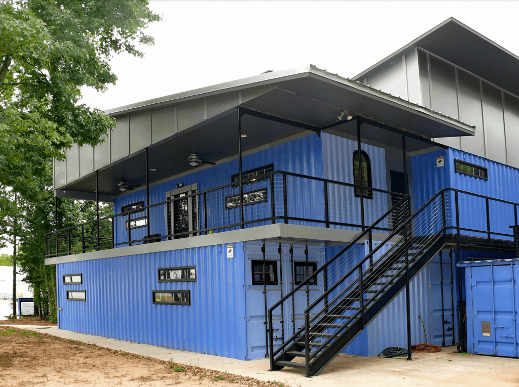 What Are Shipping Container Homes And