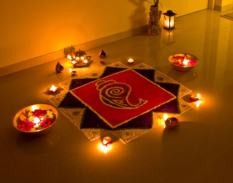 CAN DIWALI SPARKLE WITHOUT CRACKERS?