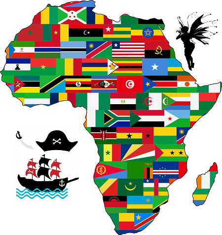 Africa: Tales of Pirates and Fairies