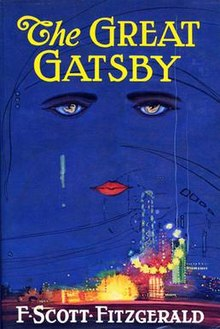 Author of the Great Gatsby